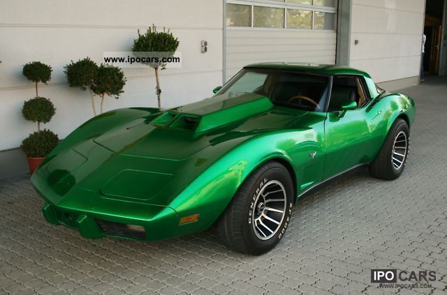 Corvette  C3 Stingray Big Block Auto Targa - H-approval 1979 Vintage, Classic and Old Cars photo
