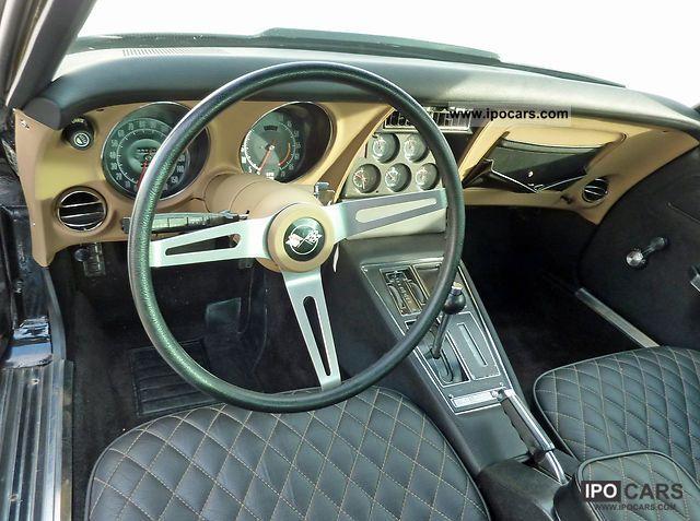 Mazda 3 2.3 Engine >> 1973 Corvette C3 Stingray 1973 Targa - Car Photo and Specs