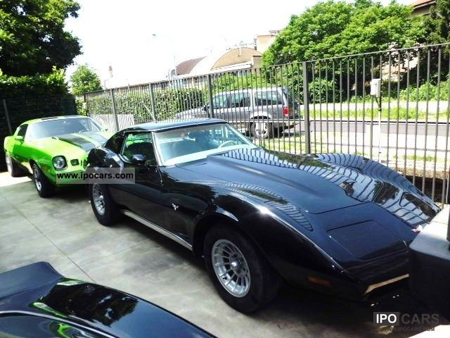 1977 corvette c3 sting ray car photo and specs. Black Bedroom Furniture Sets. Home Design Ideas