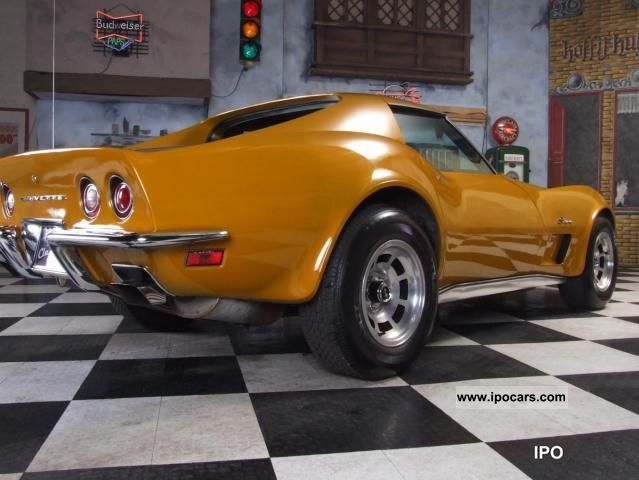Corvette  C3 Stingray 1973 Vintage, Classic and Old Cars photo