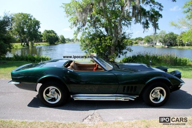 1968 Corvette  C3 Cabrio / roadster Used vehicle photo