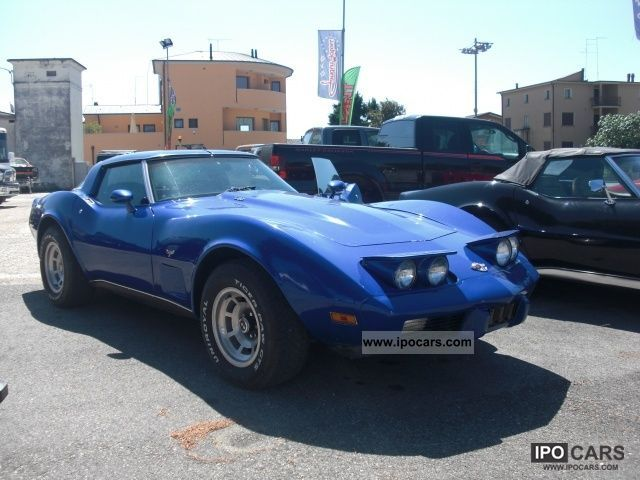 1978 Corvette  Other T Top C3 Stingray Sports car/Coupe Used vehicle photo