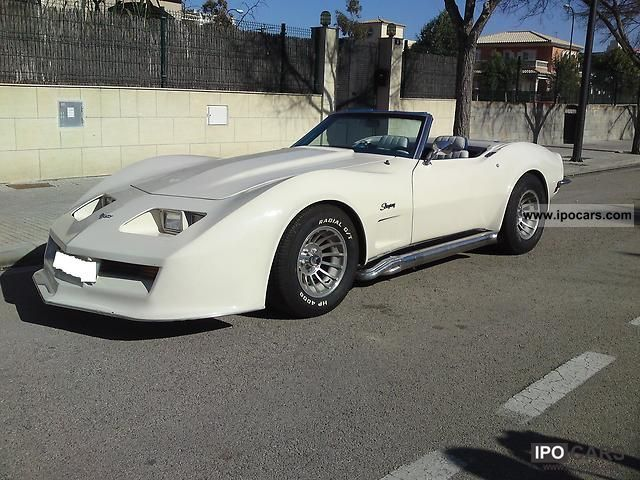 Corvette  C3 1969 Vintage, Classic and Old Cars photo