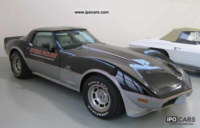 Corvette  C3 pace car 1978 Vintage, Classic and Old Cars photo