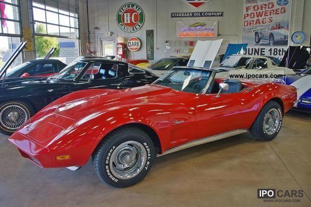 1973 Corvette C3 Gallery