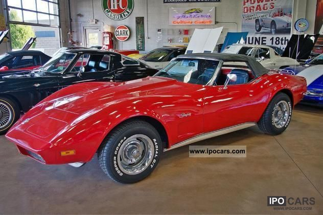 1973 corvette c3 u s price car photo and specs. Black Bedroom Furniture Sets. Home Design Ideas