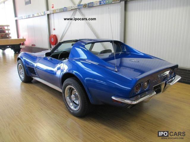 1972 Corvette C3 Stingray T-Top Manual Shift Sports car/Coupe Classic