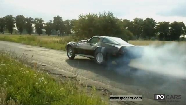 Corvette  Pro-Street Custom Drag 700HP!! 1975 Vintage, Classic and Old Cars photo