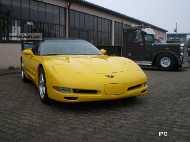 2004 corvette c5 convertible car photo and specs. Black Bedroom Furniture Sets. Home Design Ideas