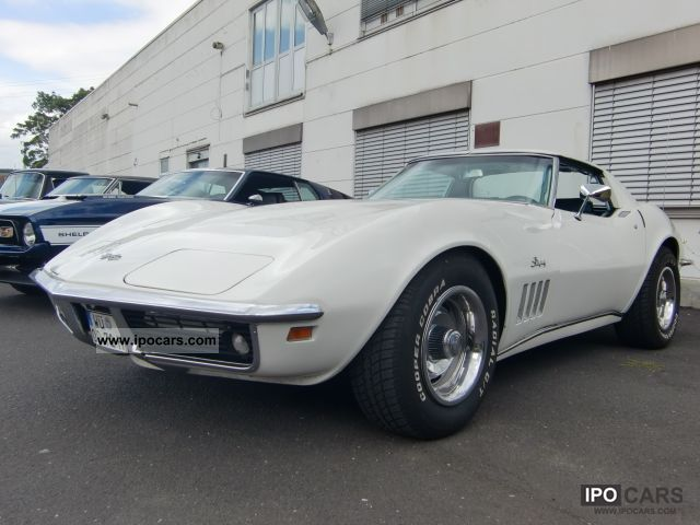 Corvette  C3 Stingray Targa very neat chrome bumper 1969 Vintage, Classic and Old Cars photo
