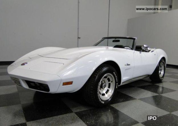Corvette  C3 Stingray 1974 Vintage, Classic and Old Cars photo