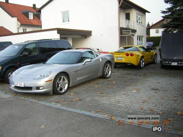 2004 Corvette  C6 Sports car/Coupe Used vehicle photo