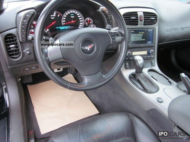 2007 corvette c6 coupe leather navi automatic car. Black Bedroom Furniture Sets. Home Design Ideas