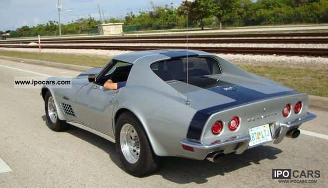 Corvette  C3 Baldwin Motion Recreation 1972 Vintage, Classic and Old Cars photo
