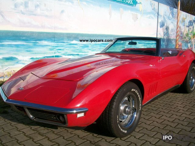 Corvette  Convertible 1968 1968 Vintage, Classic and Old Cars photo