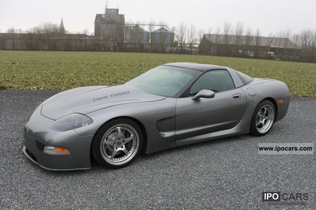 1997 Corvette C5 Lingenfelter Twin Turbo Widebody 7300km