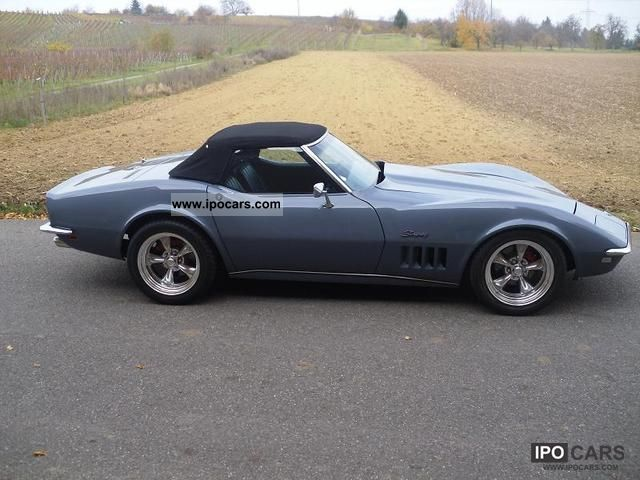 1968 Corvette  '68 Convertible Frame-Off Restored Cabrio / roadster Used vehicle photo