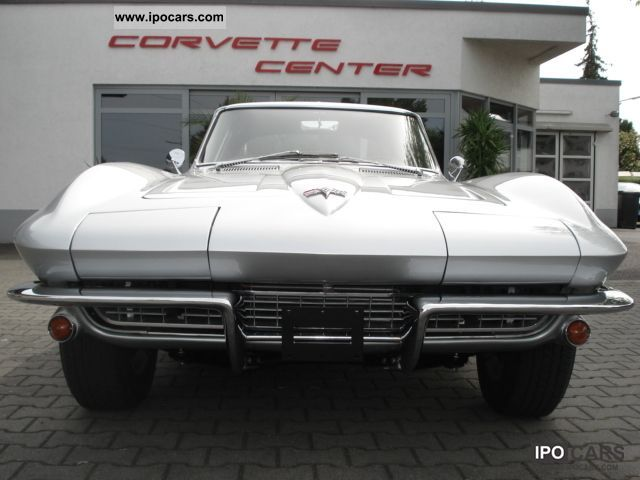 Corvette  C2 COUPE - HISTORIC ADMISSION 1964 Vintage, Classic and Old Cars photo