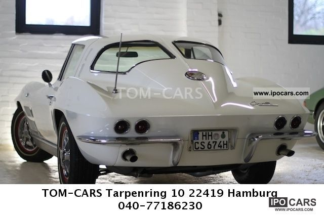 1963 Corvette  C2 Split Window Coupe 1963 Top Original Sports car/Coupe Used vehicle photo