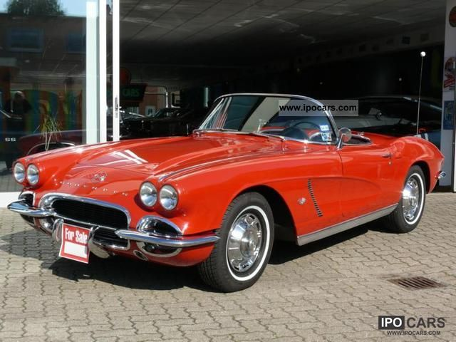 Corvette  Other 1962 Vintage, Classic and Old Cars photo