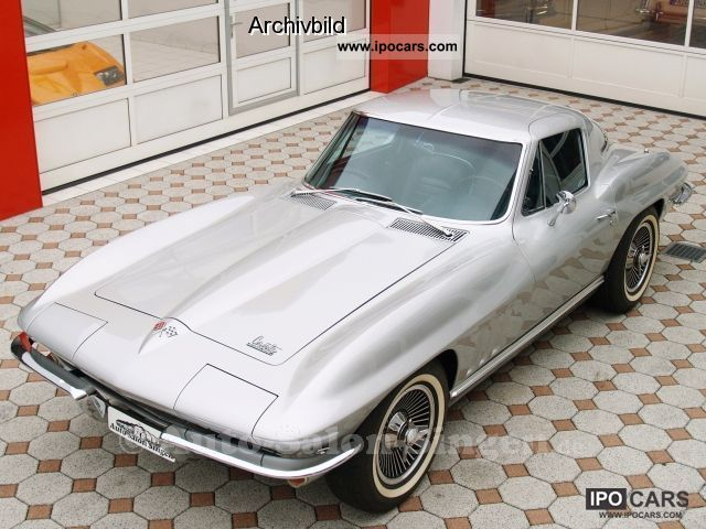 Corvette  C2 Stingray 1963 Vintage, Classic and Old Cars photo