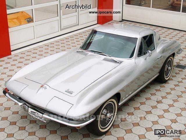 Corvette  C2 Stingray 1963 Vintage, Classic and Old Cars photo