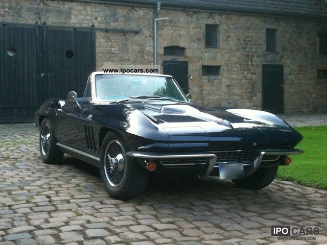 Corvette  Other 1967 Vintage, Classic and Old Cars photo
