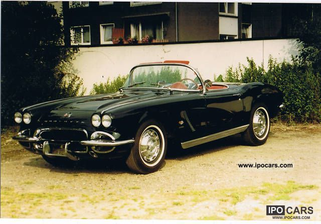 1962 Corvette  1962 - 327 Fuel Injection Cabrio / roadster Classic Vehicle photo