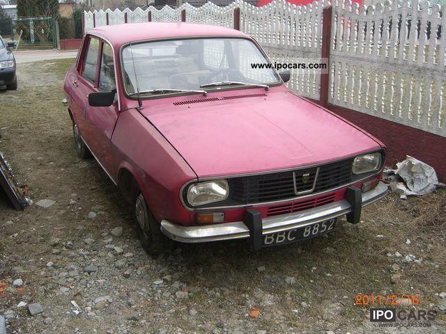 Dacia  Zabytkowa 1300 1975 Vintage, Classic and Old Cars photo