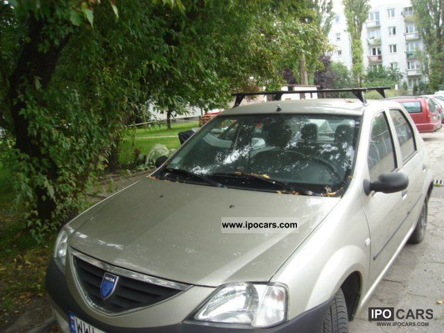 Dacia  Logan 2005 Liquefied Petroleum Gas Cars (LPG, GPL, propane) photo