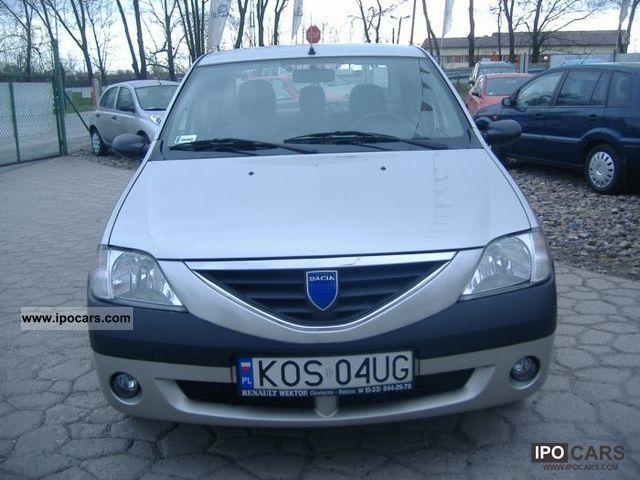2006 Dacia  Logan Small Car Used vehicle photo