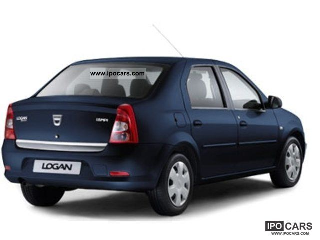 2011 dacia logan 1 2 mpi base sedan car photo and specs. Black Bedroom Furniture Sets. Home Design Ideas