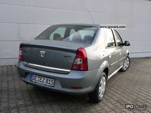 2009 dacia logan laureate 1 4 klima zv and much more car photo and specs. Black Bedroom Furniture Sets. Home Design Ideas