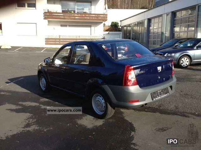 2011 dacia logan 1 2 16v now available car photo and specs. Black Bedroom Furniture Sets. Home Design Ideas