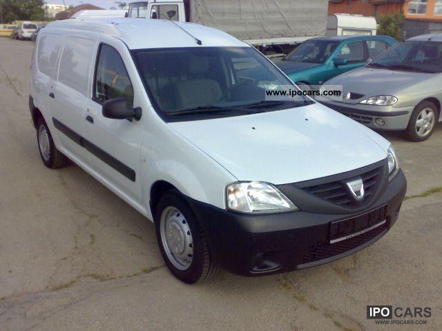 2010 Dacia  Logan Express 1.4 MPI Ambiance Van / Minibus Used vehicle photo