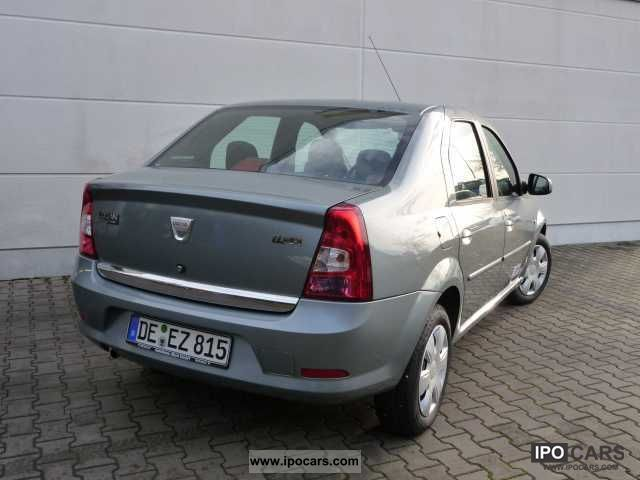 2009 dacia logan laureate 1 4 lpg air zv and much more car photo and specs. Black Bedroom Furniture Sets. Home Design Ideas