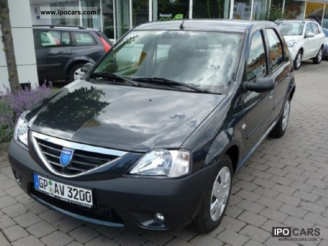 2009 dacia logan laureate 1 5 dci car photo and specs. Black Bedroom Furniture Sets. Home Design Ideas