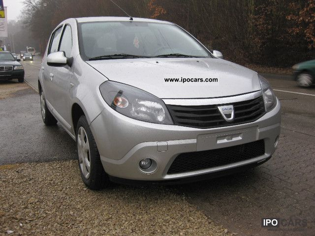 Dacia  Sandero 1.4 MPI LPG Ambiance 2010 Liquefied Petroleum Gas Cars (LPG, GPL, propane) photo