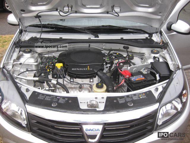 2010 Dacia Sandero 1 4 Mpi Lpg Ambiance Car Photo And Specs
