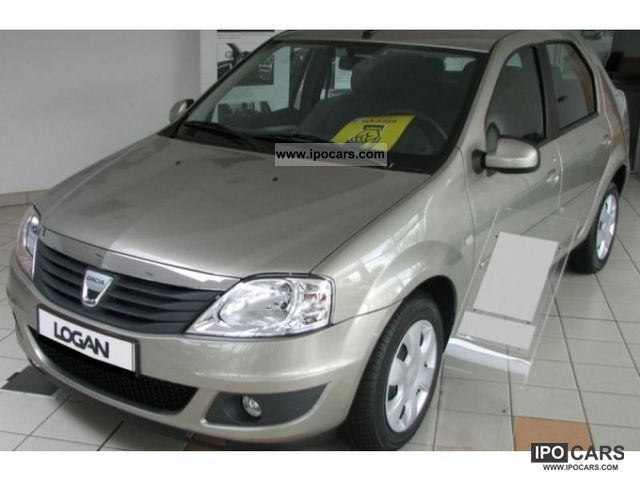 2011 dacia logan laureate pakiet comfort 2 car photo and specs. Black Bedroom Furniture Sets. Home Design Ideas