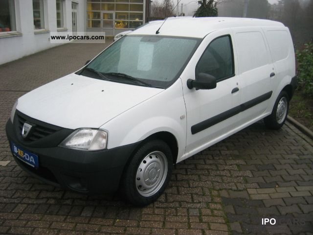 2011 dacia logan express ambiance 1 6 mpi power zv trenng car photo and specs. Black Bedroom Furniture Sets. Home Design Ideas