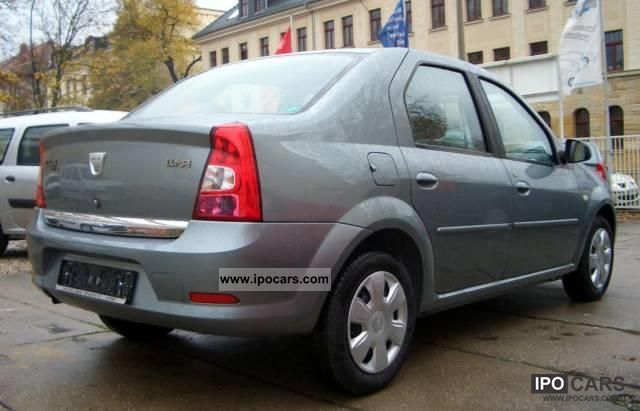 2011 dacia logan 1 5 dci75 preference zv abs servo economy car car photo and specs. Black Bedroom Furniture Sets. Home Design Ideas