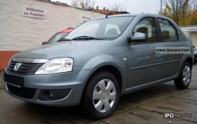 Dacia  Logan 1.2 16V LPG Autogas * Laureate * Climate * R/CDMP3 2011 Liquefied Petroleum Gas Cars (LPG, GPL, propane) photo