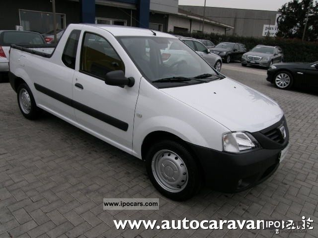 2012 dacia logan pick up 6 1 gpl cassone car photo and specs. Black Bedroom Furniture Sets. Home Design Ideas