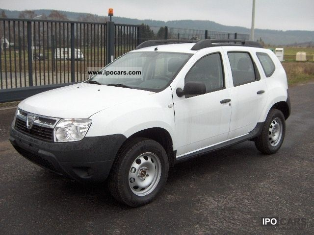 2011 dacia duster ambiance 1 6 16v 4x2 new car photo and specs. Black Bedroom Furniture Sets. Home Design Ideas