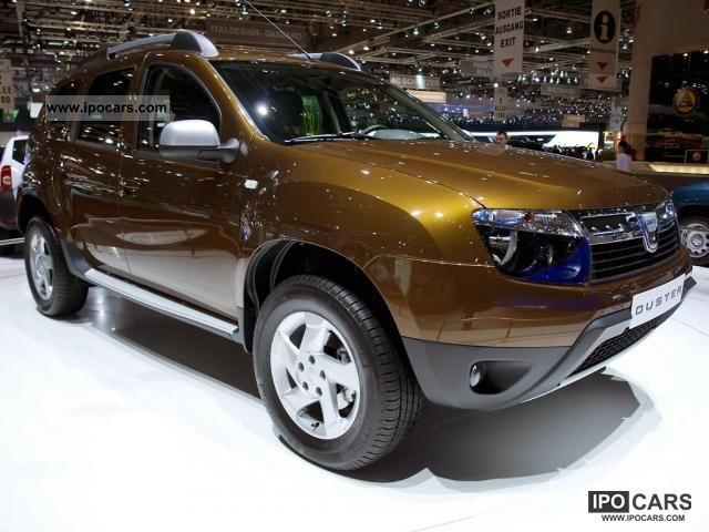 2011 dacia laureate duster 4x4 car photo and specs. Black Bedroom Furniture Sets. Home Design Ideas