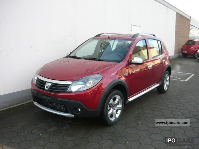 2012 dacia sandero stepway 1 5 dci car photo and specs. Black Bedroom Furniture Sets. Home Design Ideas