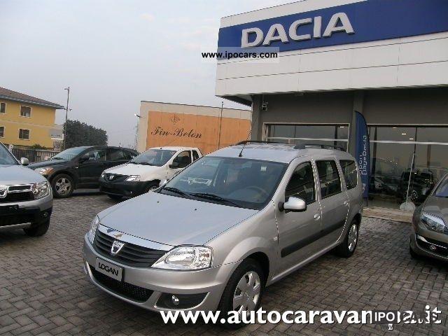 2012 dacia logan mcv 1 5 dci 90cv 7 posti blackline pronta for Dacia duster 7 posti