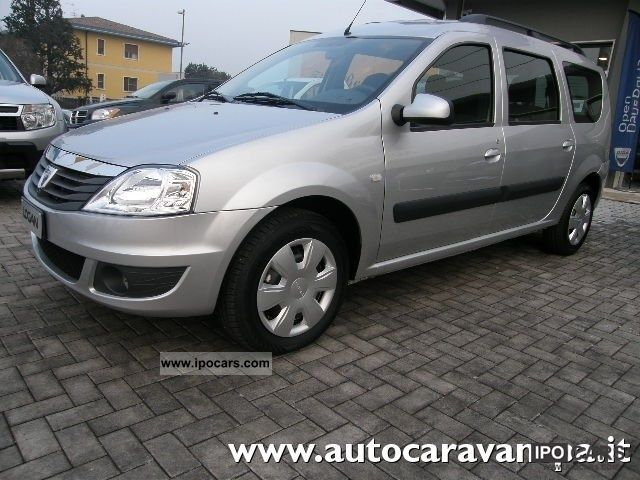 2012 dacia logan mcv 1 5 dci 90 cv 5 posti laur ate car photo and specs. Black Bedroom Furniture Sets. Home Design Ideas