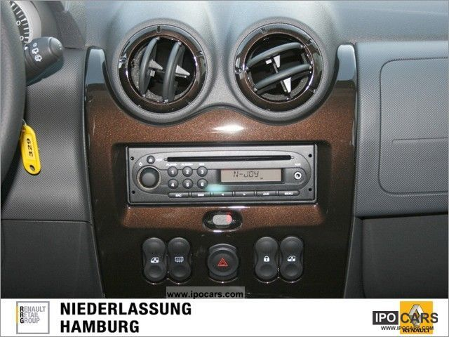2012 Dacia Duster Laureate 1 5 Dci 110 Fap 4x2 Car Photo